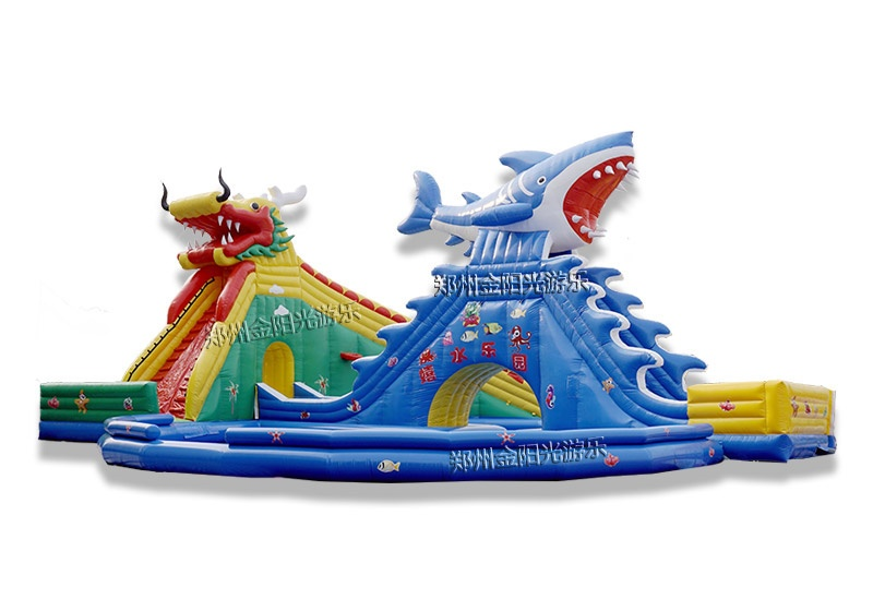 龙鲨戏水水上产品