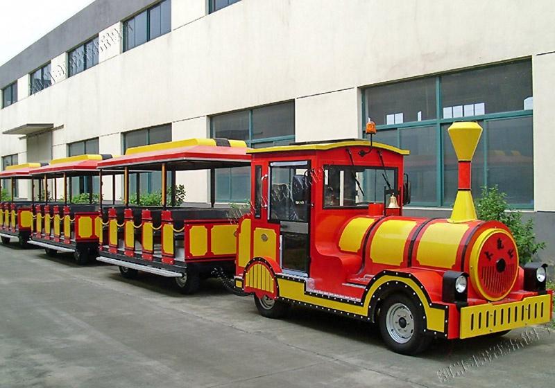 电动观光火车