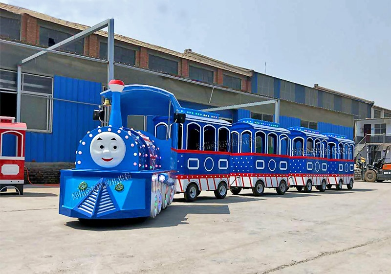 欧式观光火车