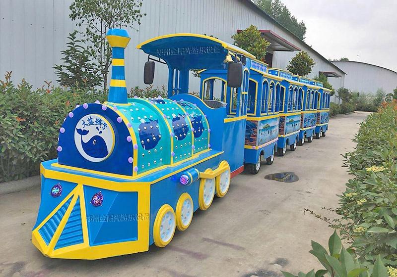 电动观光小火车
