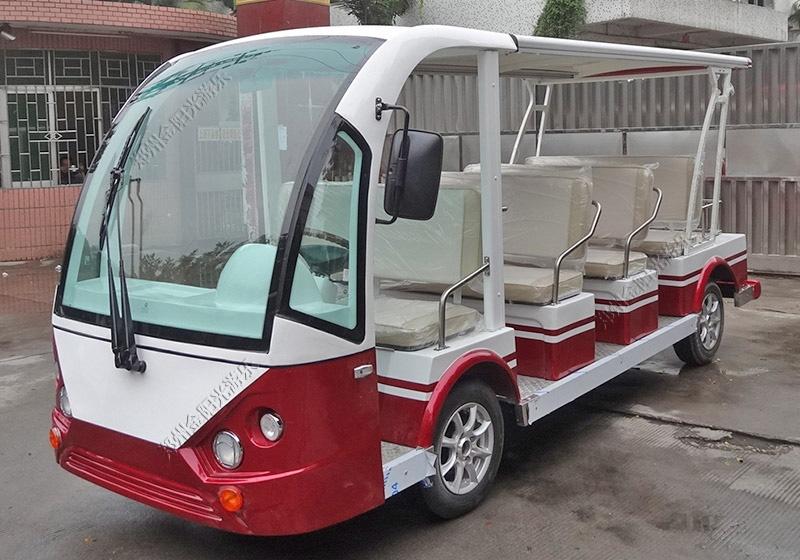 10座游乐观光车